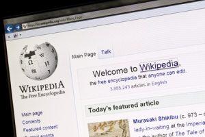 Wikipedia y el Emperador de Júpiter