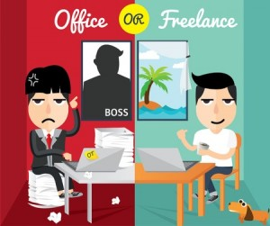 diferencias freelance agencia