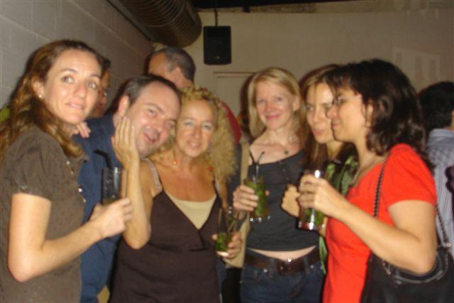 convertirse en traductor freelance :Powwow en Madrid (2008)
