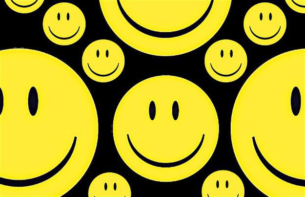 Acid house smilies for Acid house labels