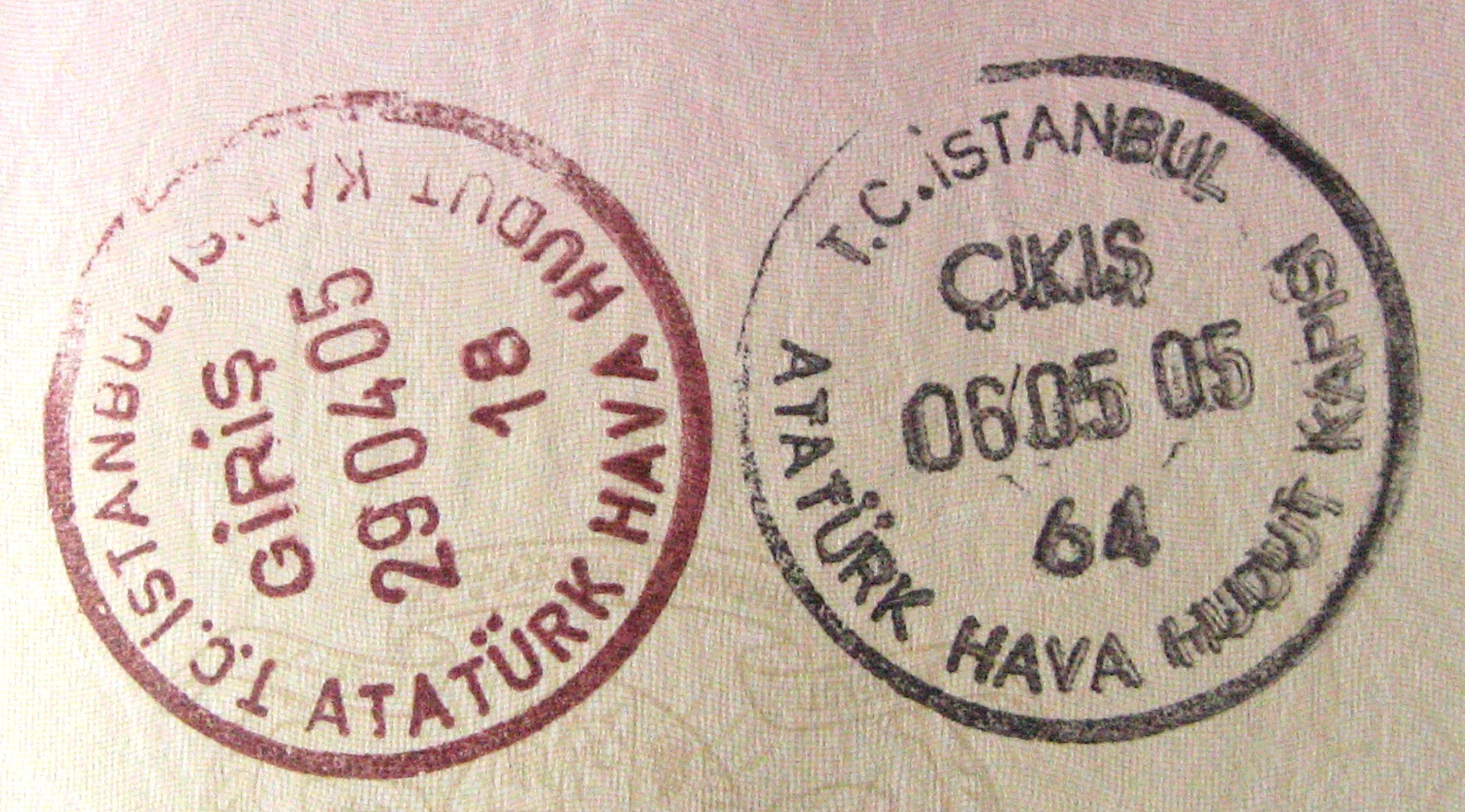 Los sellos en idiomas que no estemos autorizados para traducir *no se traducen nunca*.