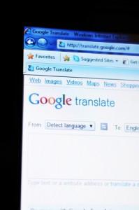 traducciones realizadas con google