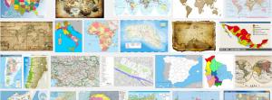 mapas del mundo