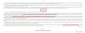Documentos frecuentes en traducción jurada