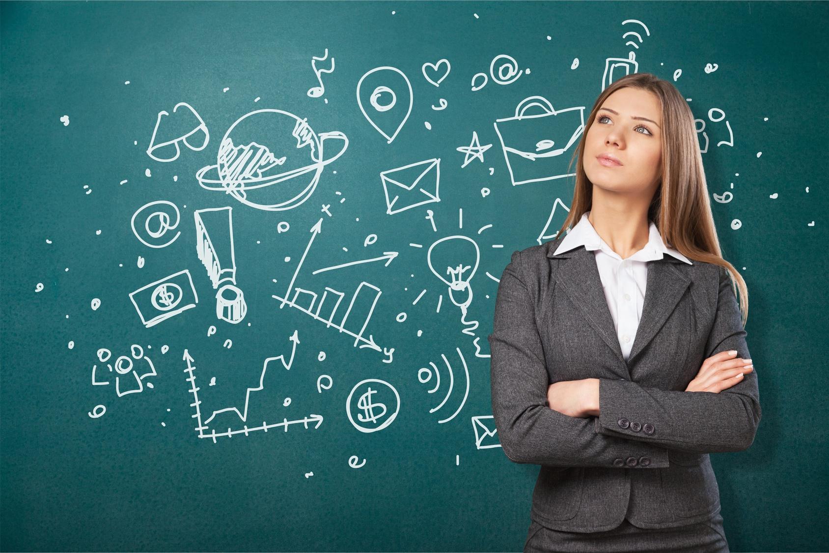 Los retos de ser emprendedora y traductora