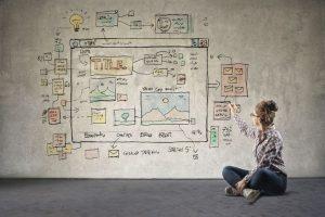 planificación de una página para traductores profesionales