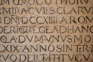 ¿De verdad el latín es una lengua muerta?