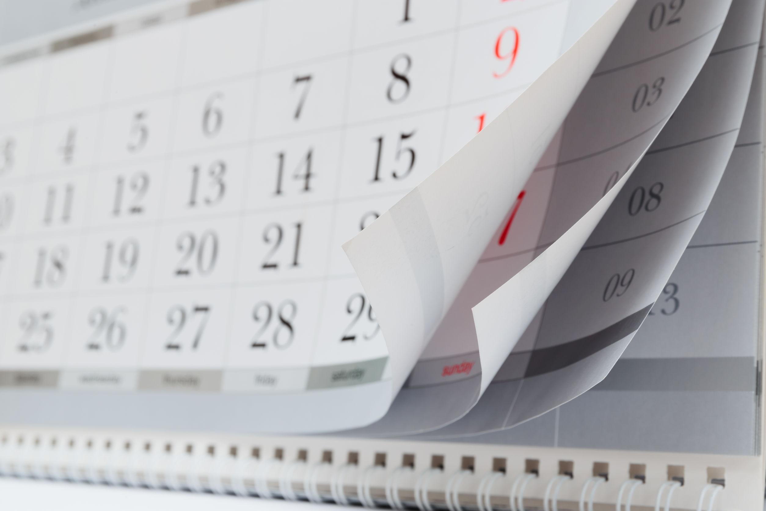 ¿Cómo se abrevian los meses del año?