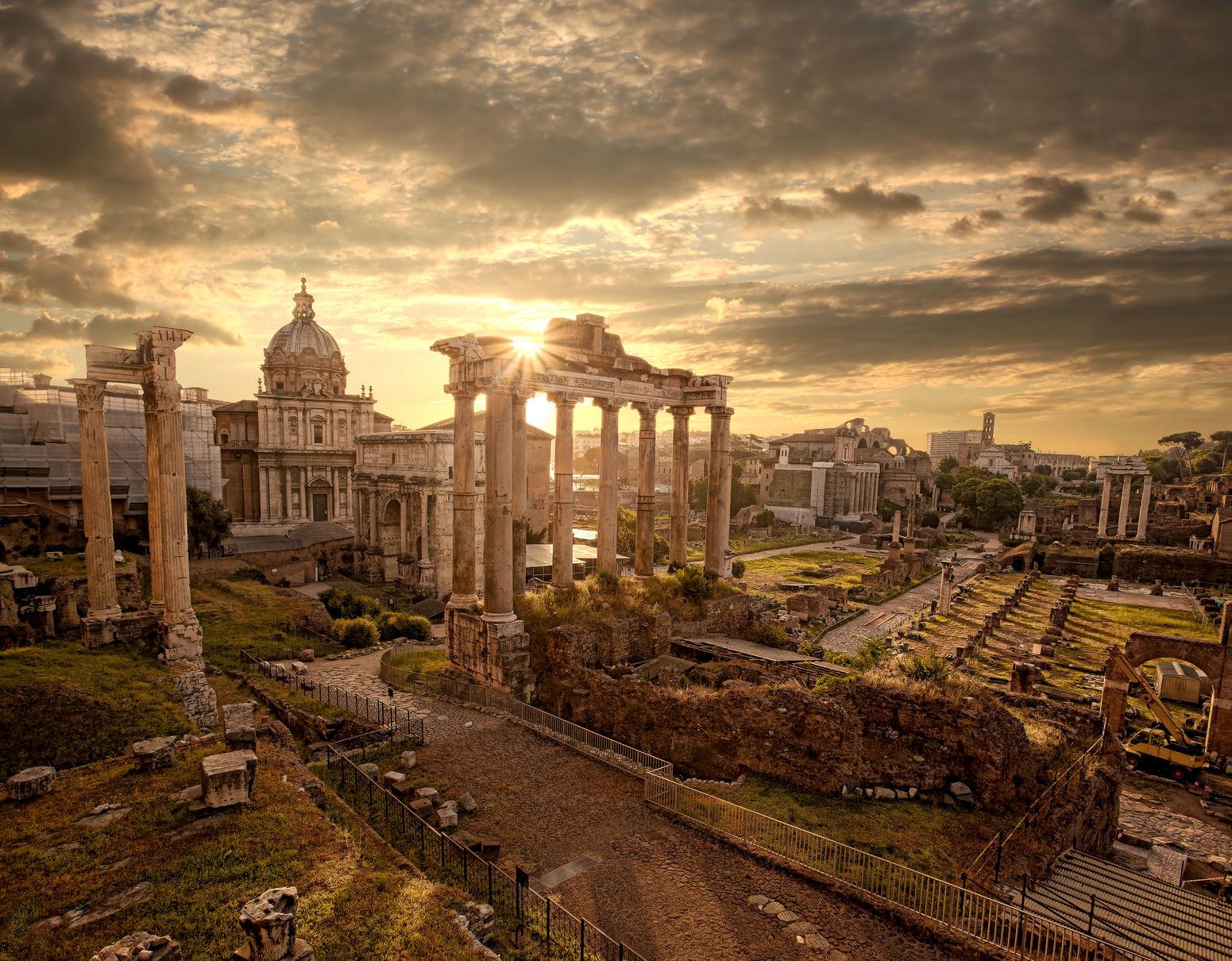 10 palabras procedentes de la mitología romana