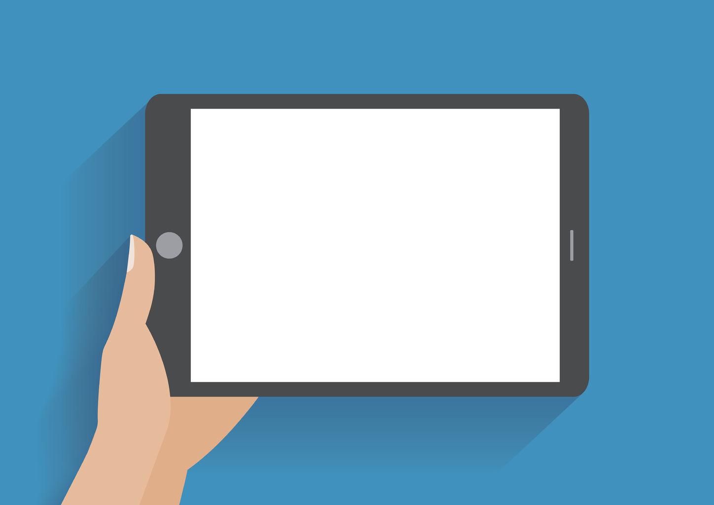 Imagen de una tableta