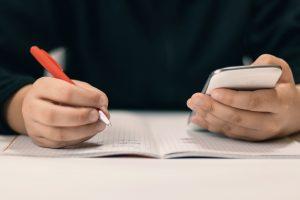 ¿Es cierto que cada vez escribimos peor?