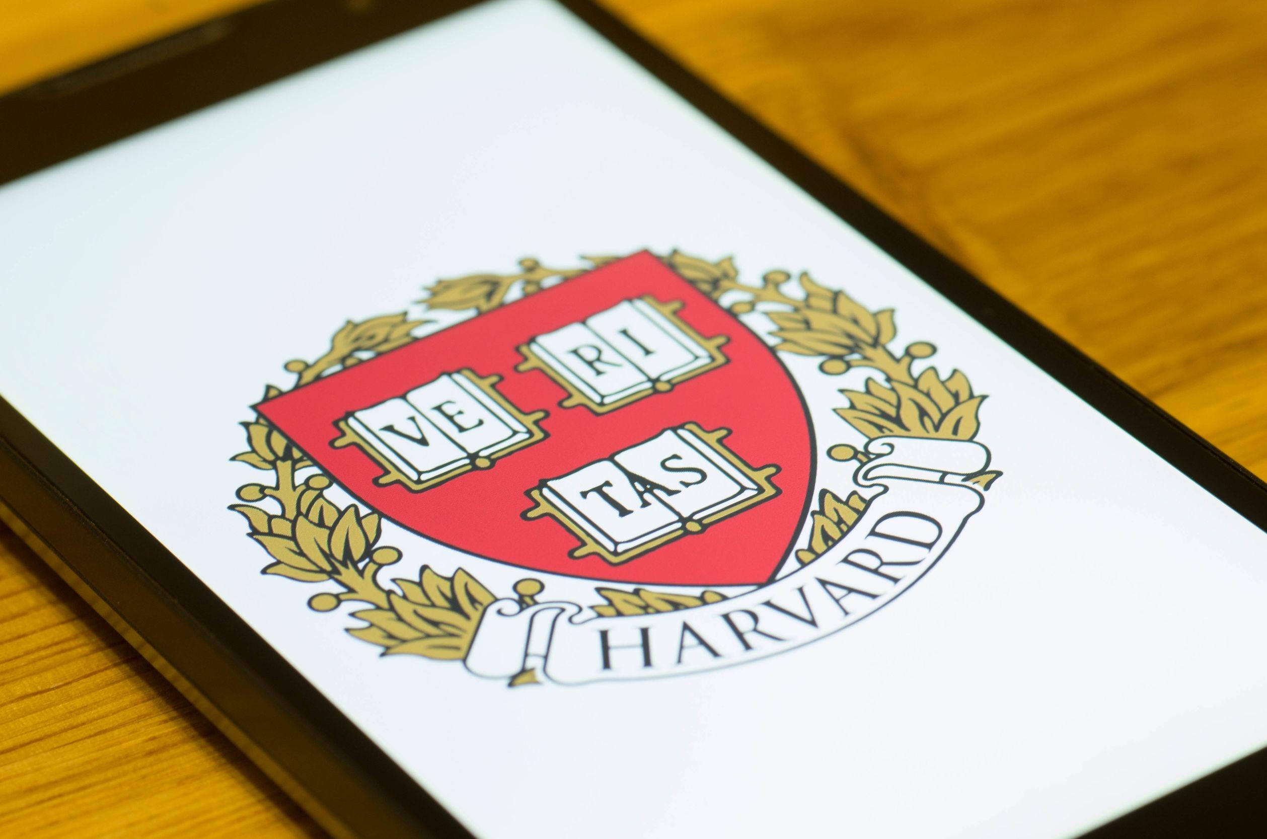Lema de la Universidad de Harvard