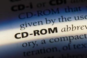 Palabra «CD-Rom»