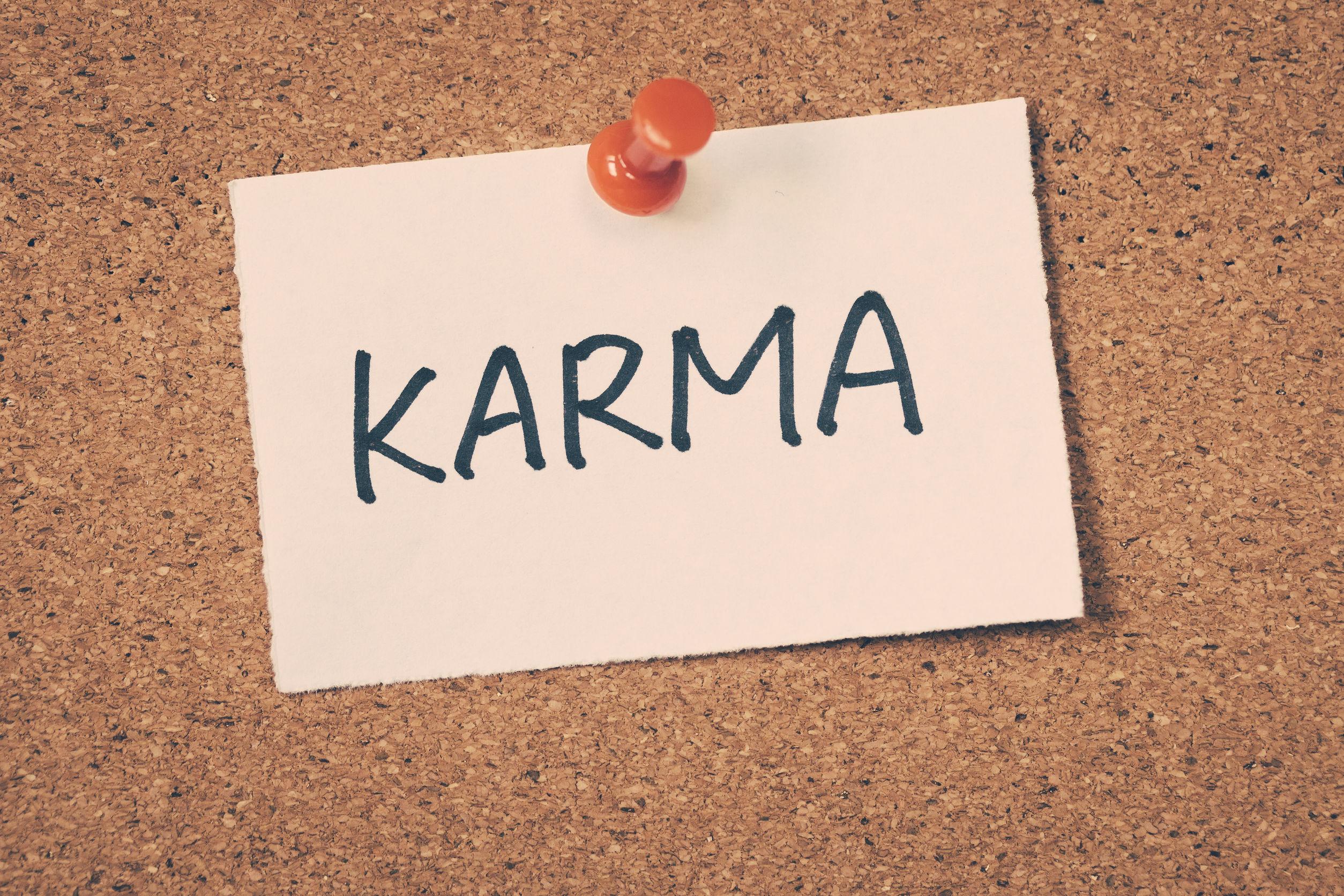 «Karma», «laca» y otras palabras procedentes del sánscrito