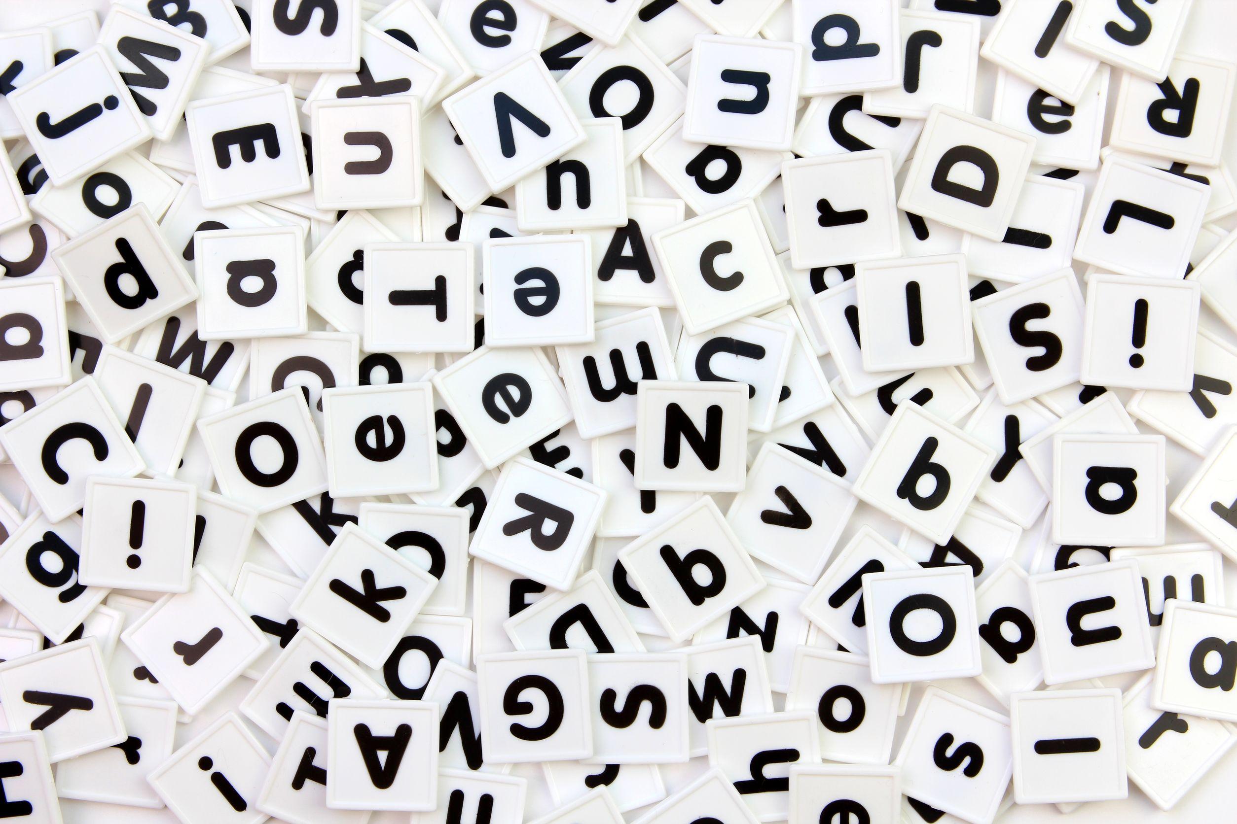 Lo que esconde nuestro abecedario