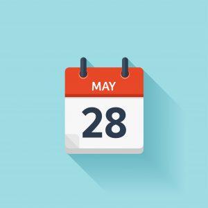 ¿Cómo deben escribirse los meses del año?