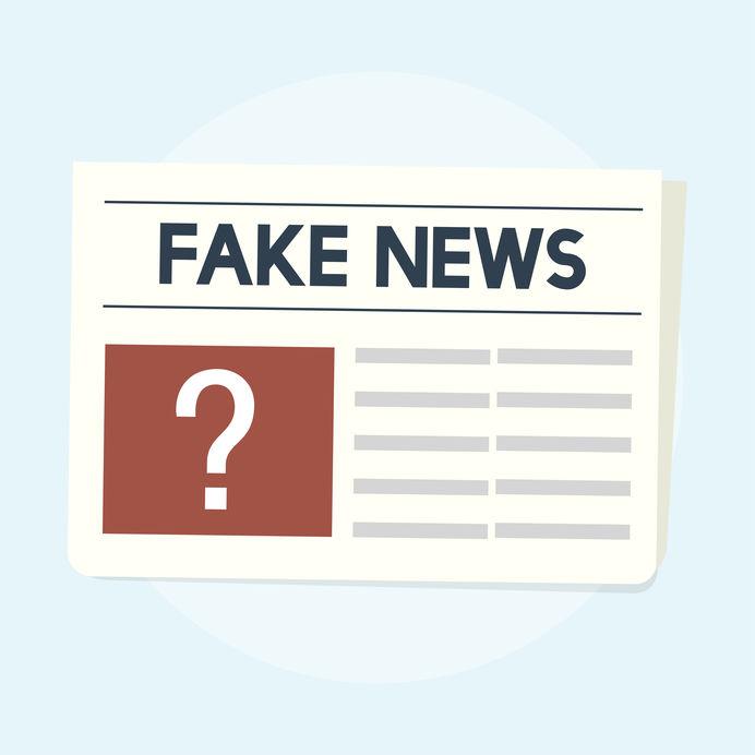 Las fake news de la lengua española