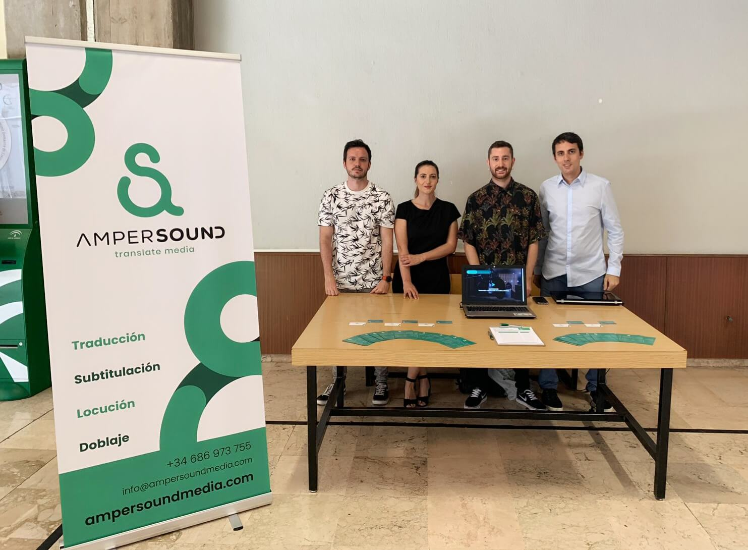Equipo Ampersound