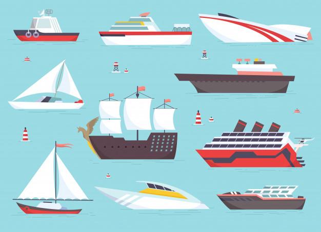Conceptos básicos de la navegación y el automovilismo